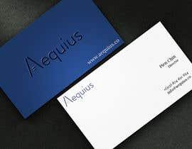 #625 untuk Business Card Design oleh weblinksf