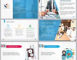 Nro 10 kilpailuun Make presentation of Business plan of IT center(IT school, Data center, Coworking space, Call center) käyttäjältä creativestrokes1