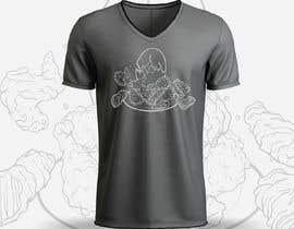 #27 für T-Shirt Design Vegan/Tierrechte von Marcoslanister