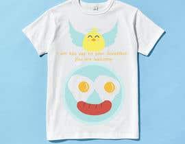 #23 für T-Shirt Design Vegan/Tierrechte von cattlein