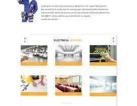 mnsiddik84 tarafından Re-Design Website Homepage için no 18