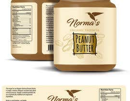 #44 for Jar label for product by debduttanundy