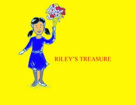 #12 for My daughter has started a hobby/business selling second hand goods. The name of the business is RILEY'S TREASURES. Attached pics show her favourite colours from a tv cartoon she likes. by voktowkumar