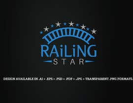 """#5 для I attached some of my competition logos my company call """"railing star"""" I want logo that will combine star with rails get some ideas from my attachments от JohnDigiTech"""
