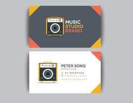 Nro 336 kilpailuun Brand Business Card Design käyttäjältä phulbari2018