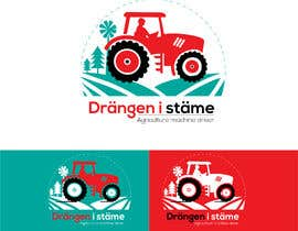 #10 for Logo for agriculture machine driver by etchnashaat