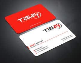 #190 for business card af Designopinion
