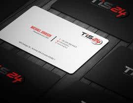 #594 for business card af danish4456
