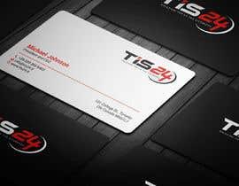 #602 for business card af danish4456