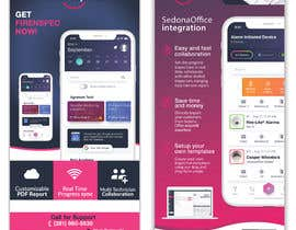 #104 para Design flyer for App project. por emtHasan