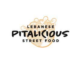 #308 for Lebanese Street food Logo by elkmare