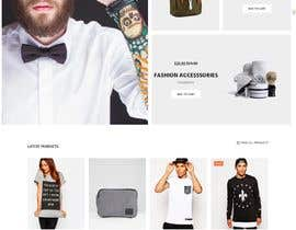 #21 for Design a new wordpress template af oad56bb40caa7a57