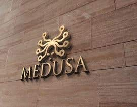 #80 pentru Design a beautiful, simple, and unique medusa themed logo [Potential Bonus] de către Anisa2018