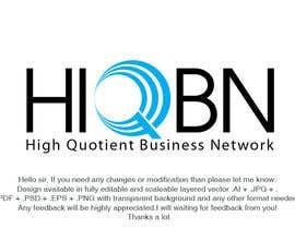 #84 untuk HiQBN.com Logo - High Quotient Business Network oleh saba71722