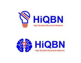 #117 untuk HiQBN.com Logo - High Quotient Business Network oleh zilapop84
