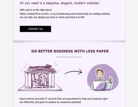 #12 для HTML Email template needed for a new SaaS от silvia709