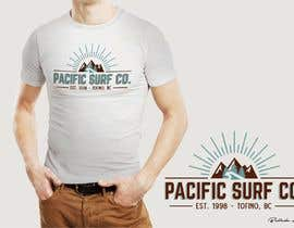 #105 для Design a graphic for a surf company in Canada от RetroJunkie71