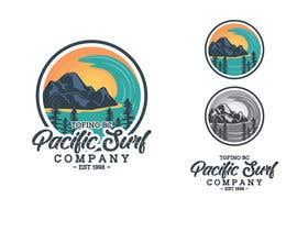 #113 for Design a graphic for a surf company in Canada by BadWombat96