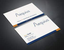 #183 для I need a business card for my Accounting Office, I attached the current design so that you can see the info I want to display. The business card should be minimal, I do not want images to take a lot of space, I clean logo would be perfect! от paul065
