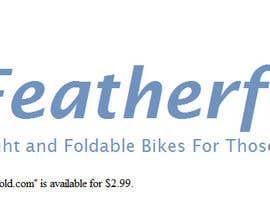 #68 para folding bike brandname por Twogirlswrite4u