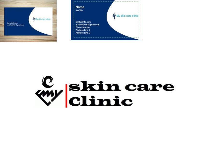 Penyertaan Peraduan #25 untuk Logo, business card and stationary  design for medical skin clinic