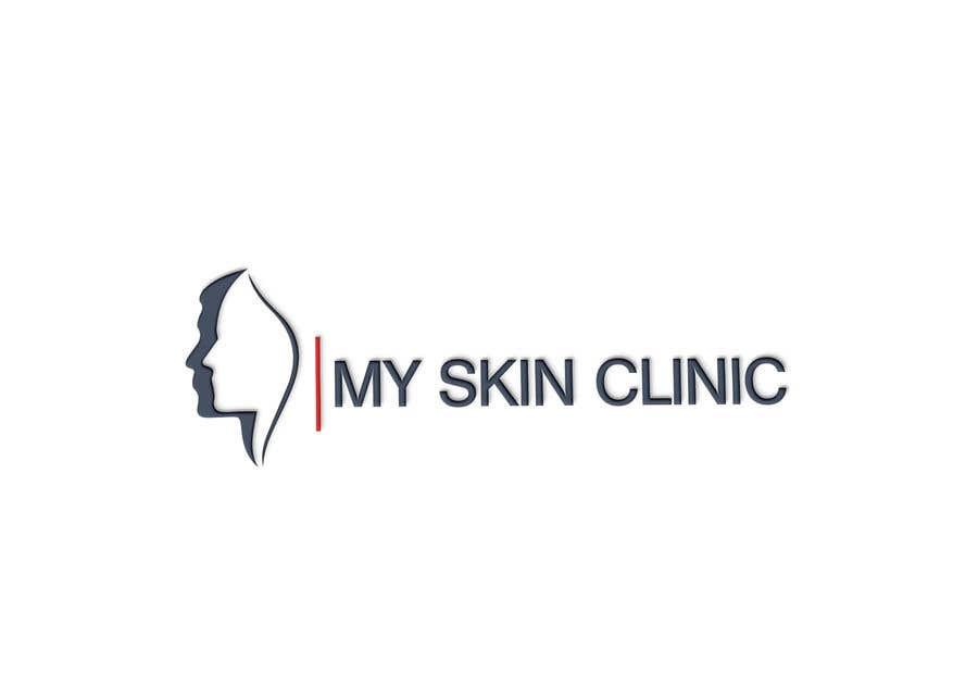 Penyertaan Peraduan #27 untuk Logo, business card and stationary  design for medical skin clinic