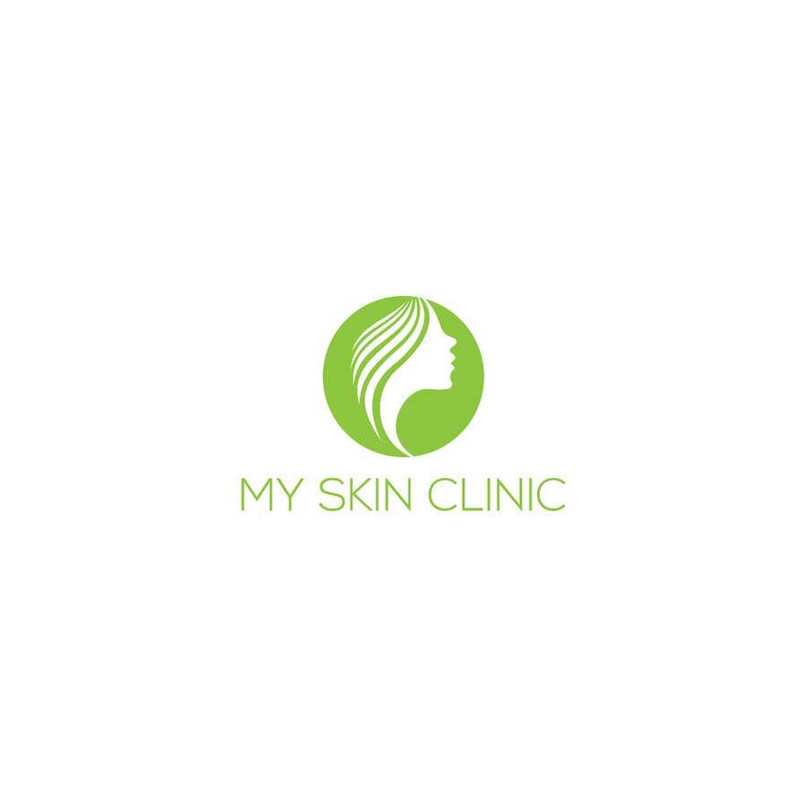 Penyertaan Peraduan #130 untuk Logo, business card and stationary  design for medical skin clinic