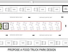 #3 для Food Truck Park Design & Renders от shahidullah79