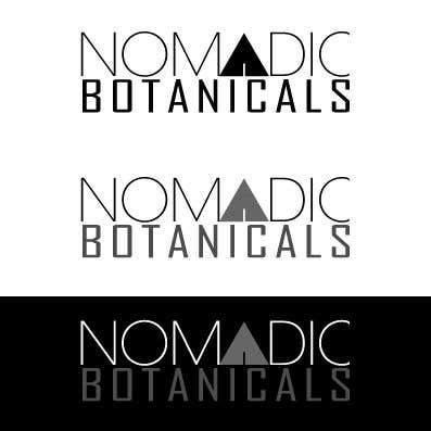 Inscrição nº 23 do Concurso para Create a logo for a Nomadic Beauty Company