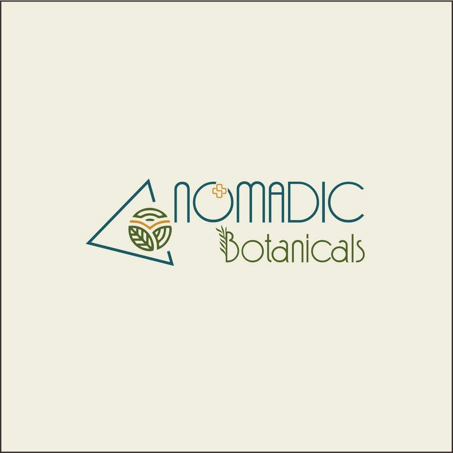 Inscrição nº 14 do Concurso para Create a logo for a Nomadic Beauty Company