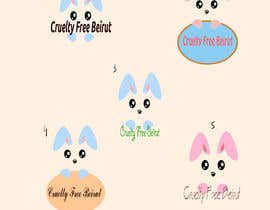 "#28 для Create a cute logo for a ""Cruelty-Free"" Product Review Blog от Pandred"