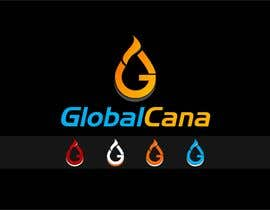 #23 для I need a logo designed for a company called Global Cana. I would like the logo to have a flame in. Play around and get creative. This is a CBD company. от aulhaqpk