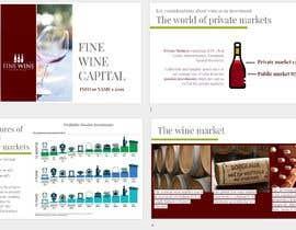 #45 cho Fine Wine Capital AG bởi Sfgcanada