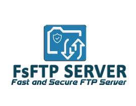 Sadmansakib7548 tarafından I wish for an FTP server 1 logo and 1 favicon için no 4