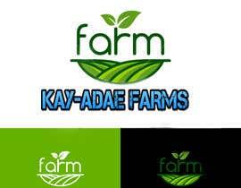 voktowkumar tarafından Design a logo for a Farm business için no 21