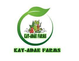 voktowkumar tarafından Design a logo for a Farm business için no 44