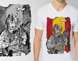 #11 untuk Diseño para una camiseta oleh adalbertoperez