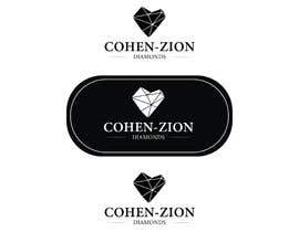 #130 για Cohen-Zion diamonds logo από rhythmnasim77