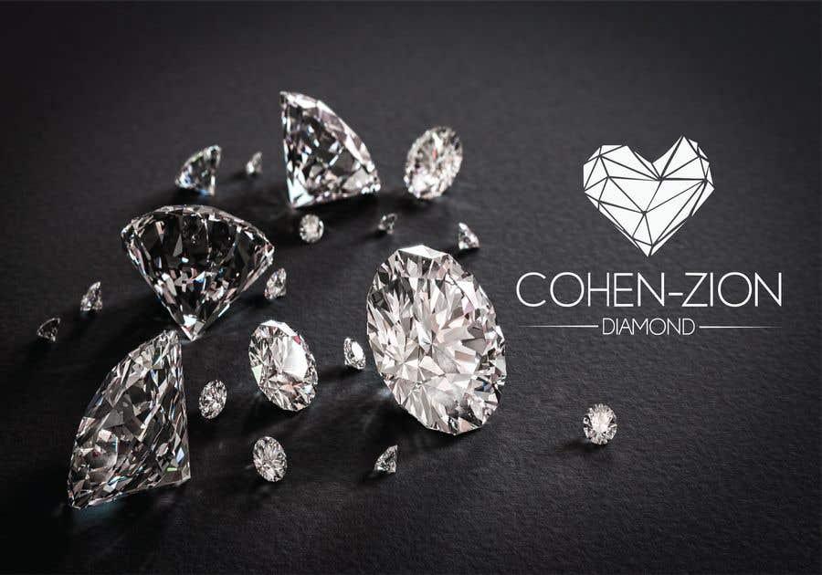 Contest Entry #197 for Cohen-Zion diamonds logo