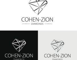 #213 for Cohen-Zion diamonds logo by rhythmnasim77