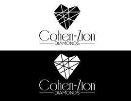 #106 for Cohen-Zion diamonds logo by creativeboss92