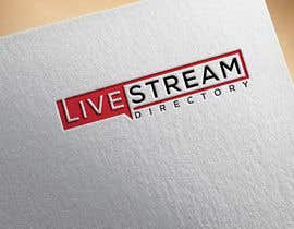 #51 for Design logo for: LIVESTREAM.directory by nenoostar2