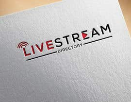 #56 for Design logo for: LIVESTREAM.directory by nenoostar2