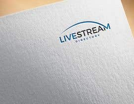 #59 for Design logo for: LIVESTREAM.directory by Design4cmyk