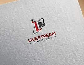 #54 for Design logo for: LIVESTREAM.directory by designstudio136