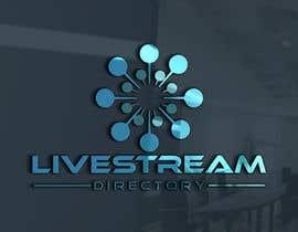 #37 para Design logo for: LIVESTREAM.directory de jarif12