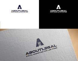"""Číslo 259 pro uživatele Logo Design: """"AboutLegal"""" od uživatele amalmamun"""