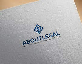 """#243 for Logo Design: """"AboutLegal"""" by tanvirahmmed67"""