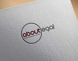 "naygf00님에 의한 Logo Design: ""AboutLegal""을(를) 위한 #218"