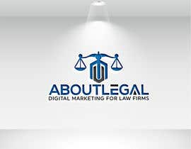 "#222 for Logo Design: ""AboutLegal"" by affaifhassan91"